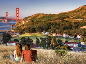 Cavallo Point, Sausalito, California
