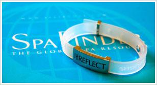 """""""I Will Reflect"""" Melanoma Awareness Bracelets"""