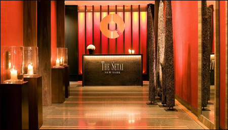 The Setai Spa Wall Street