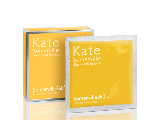 Kate Somerville Tanning Towelette Review