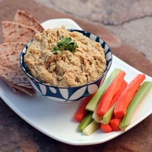 Canyon Ranch Healthy Hummus