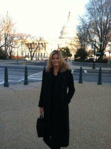 Ms. Hemingway Goes to Washington