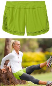 Lap Shorts, photo courtesy of Athleta