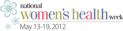 Photo courtesy of National Women's Health Week