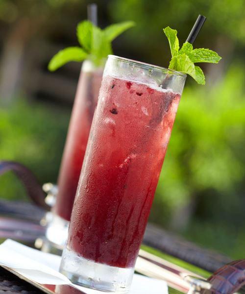 Renaissance Summer Berry Mojito