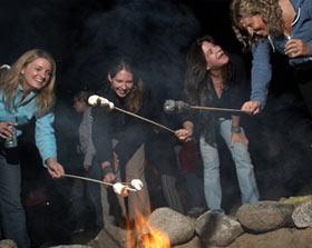 campfire_Camp Reveille