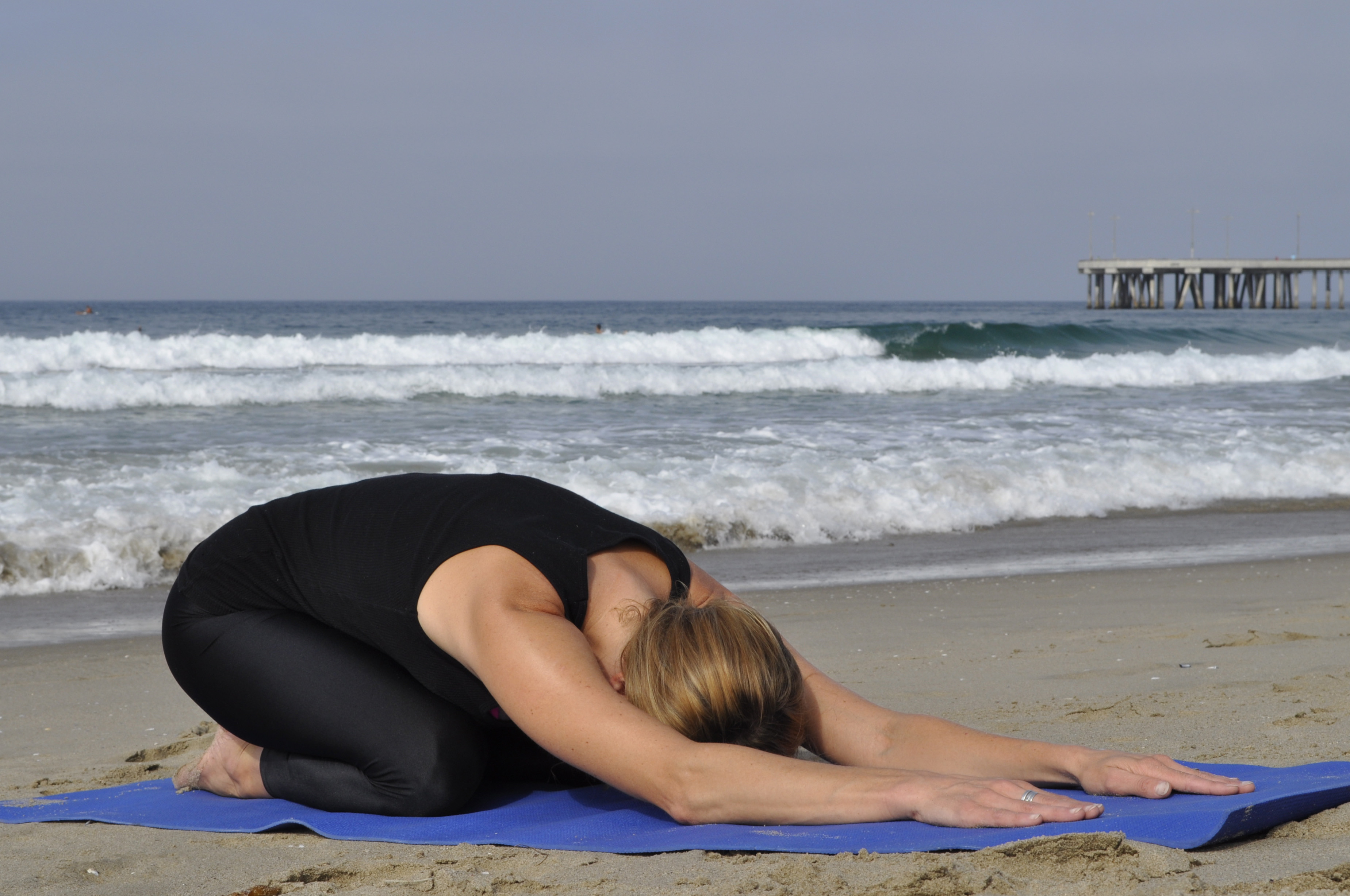 Gentle Yoga Poses Restful Pose That Gently