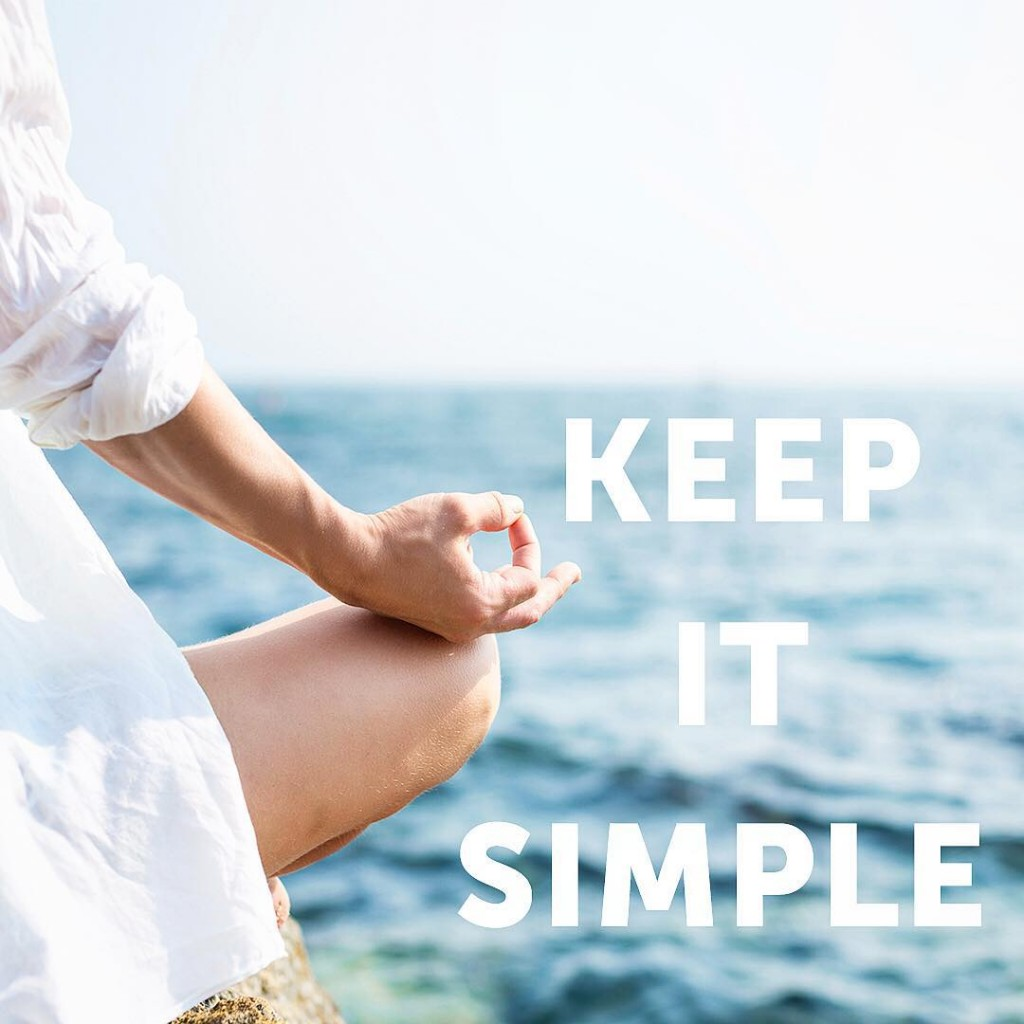 KeepItSimple for your mind body amp soul with these 5hellip