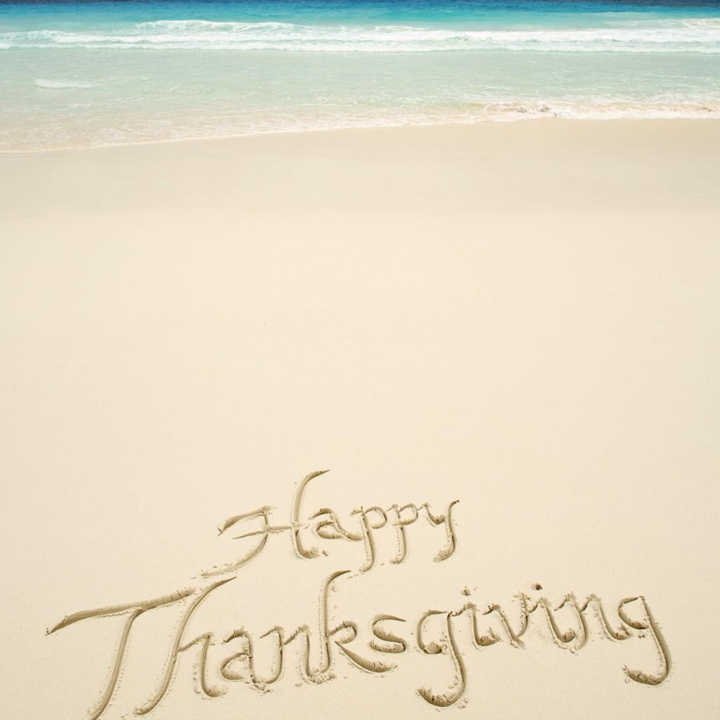 SandyToes amp TurkeyLegs Wherever you are HappyThanksgiving!