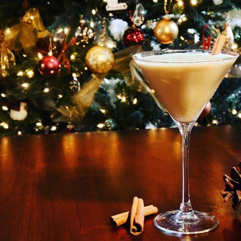 Cheers darling Holiday cocktail recipes to get you in thehellip