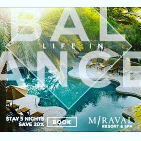 lifeinbalance Miravalresort in sunny arizona! Stay 5 nights and savehellip