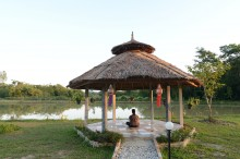 Mental and emotional detox are the goals for good health at Museflower Retreat & Spa Chiang Rai