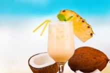 recipe for coconut sangria