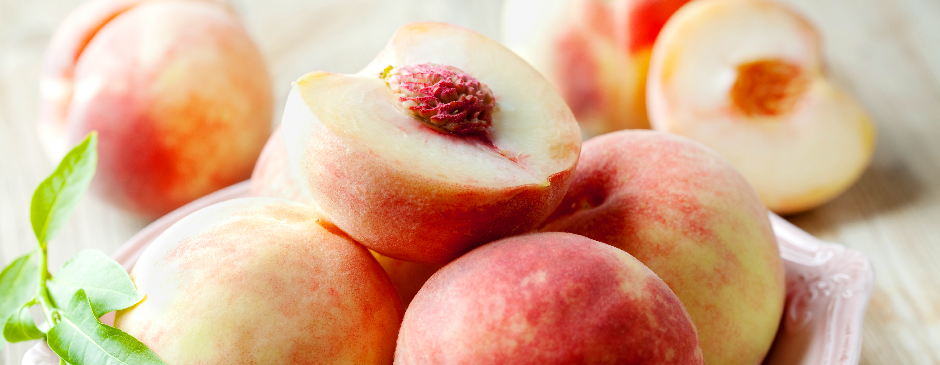 Summer Peach Recipes