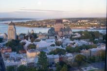 Quebec-skyline