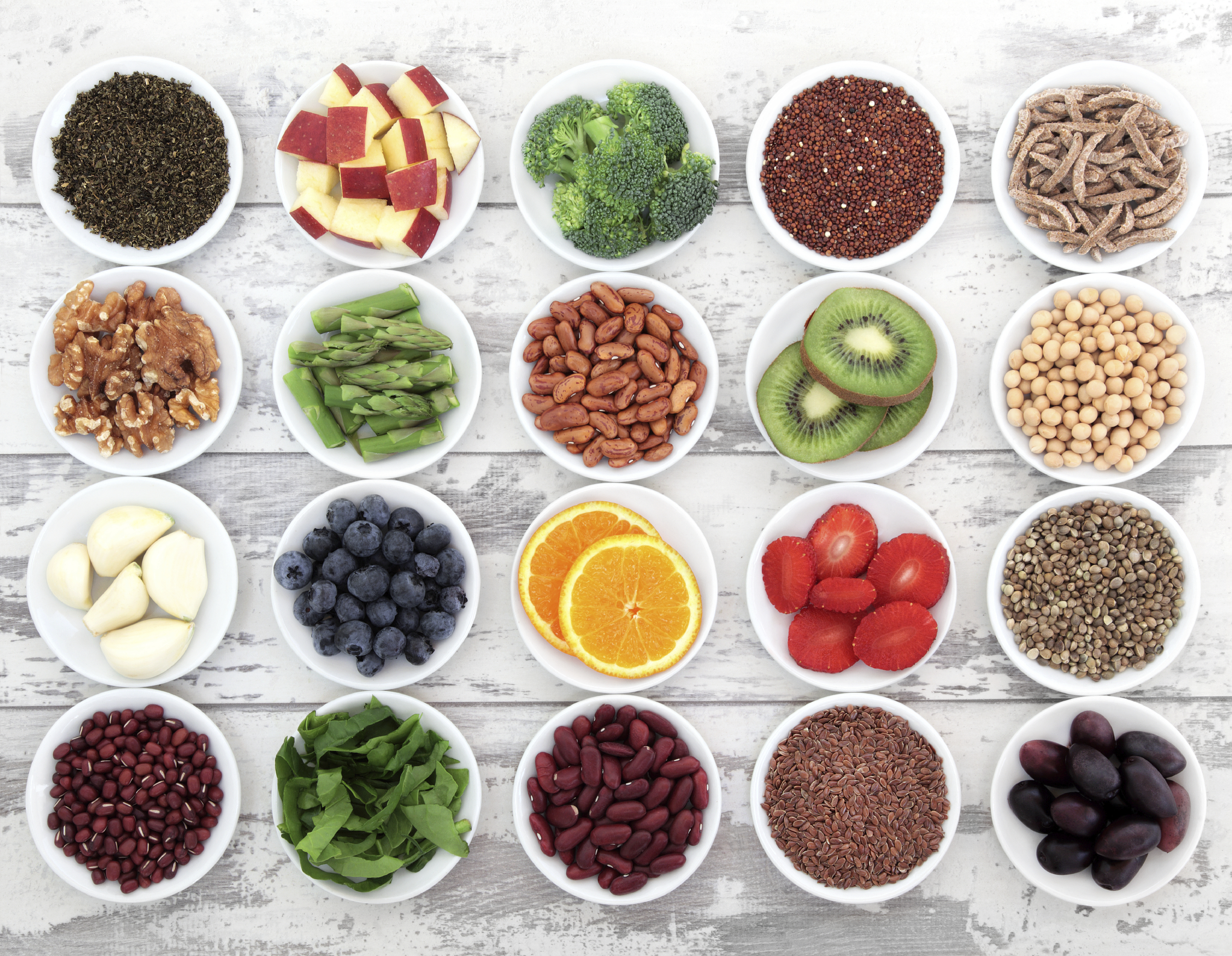 Foods To Eat While Fighting Cancer