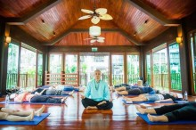 Reiki Training with Nikorn is offered throughout the year at Muselfower Retreat & Spa Chiang Rai[2]