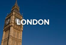 London Spa Guide