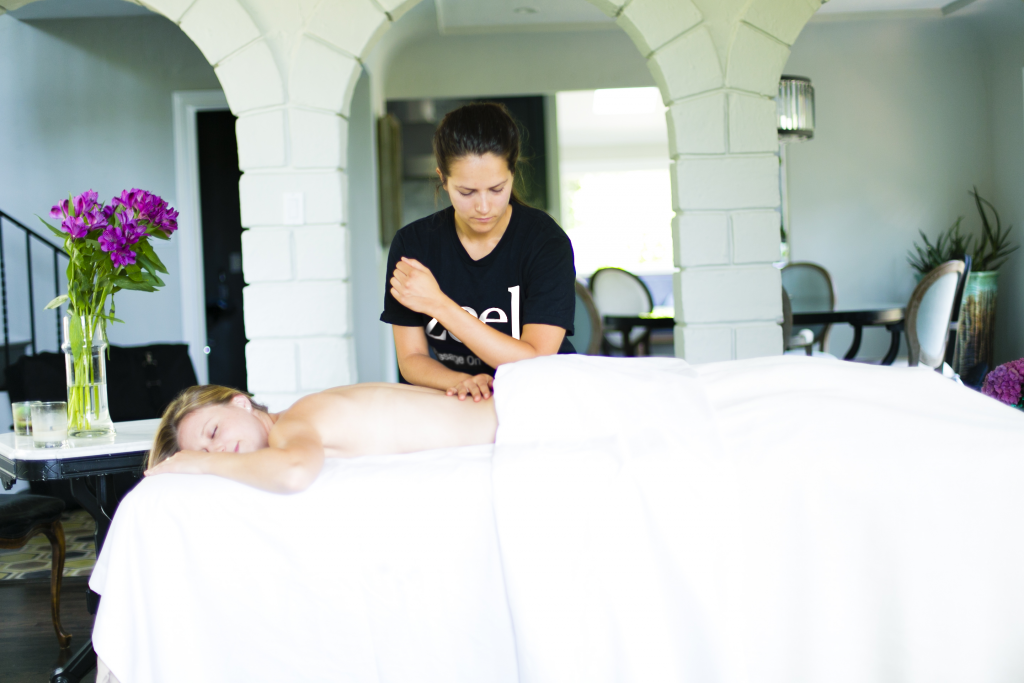 Zeel offers over 5,000 vetted massage therapists.