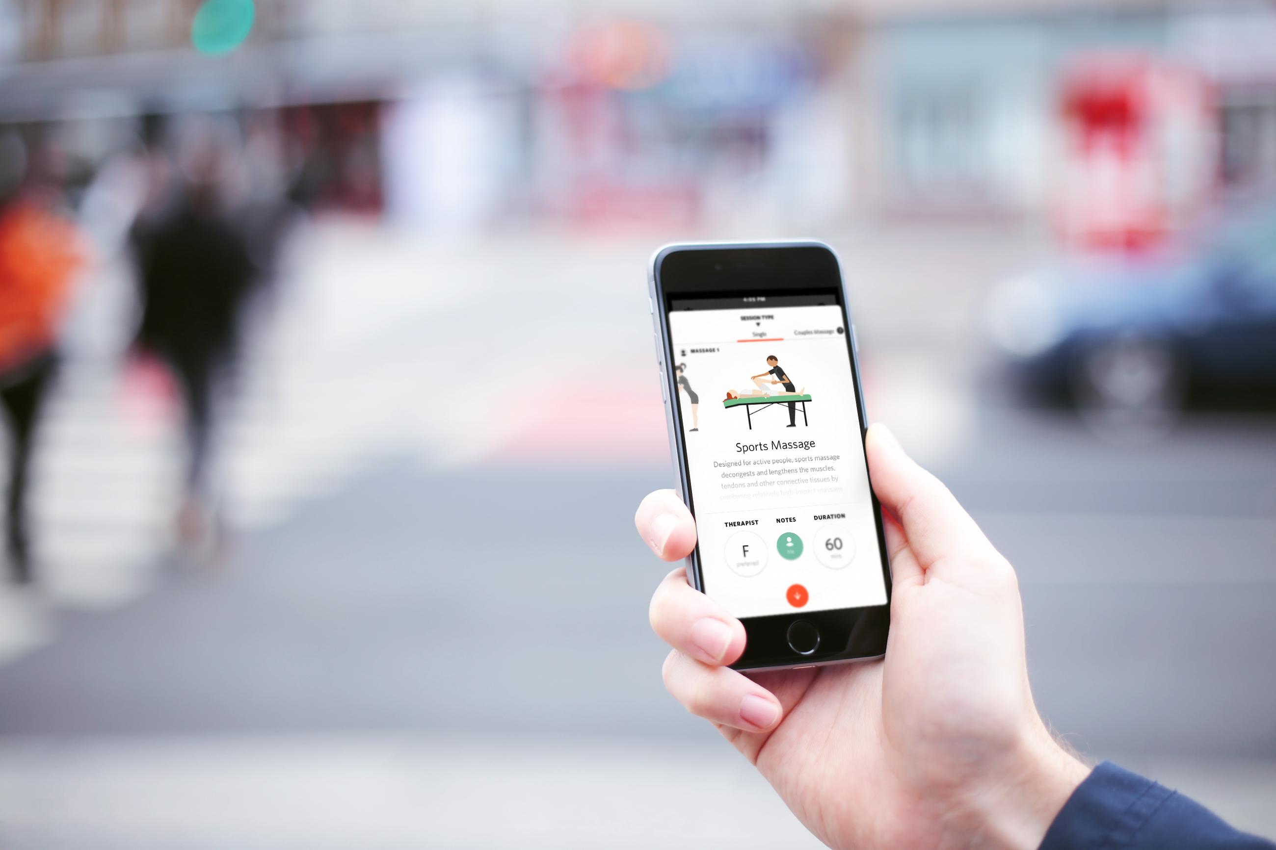 On-Demand: Uber-izing Spa & Wellness