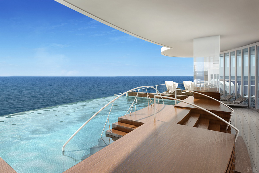 Healthy Cruising:The Ship of Excess Has Set Sail