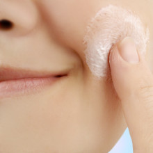 layering skin care products