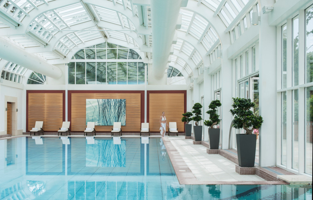The Spa & Club at Four Seasons Hotel Hampshire
