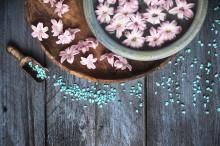 DIY botanical beauty treatments