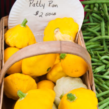 patty pan squash recipe