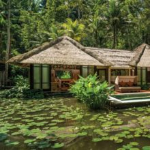 Four Seasons Sayan Bali spa villa