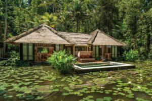 Four Seasons Sayan Bali spa villa