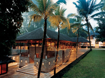 Como Shambhala Retreat in Bali, Indonesia