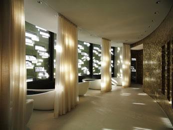 The Dolder Grand Hotel in Zurich, Switzerland