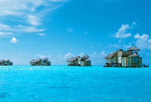 Six Senses Spa at Soneva Gili in Maldive Islands