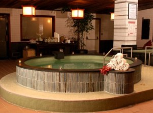 Kabuki Springs and Spa in San Francisco
