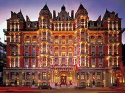 Mandarin-Oriental, London
