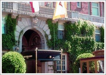 The Huntington Hotel and Nob Hill Spa