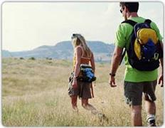 hiking spas