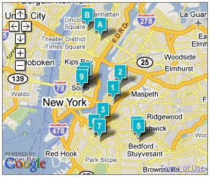 Spas in New York
