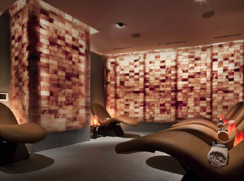 Shio Salt Room at The Spa and Salon at ARIA