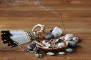 Native American-inspired Spa at Primland