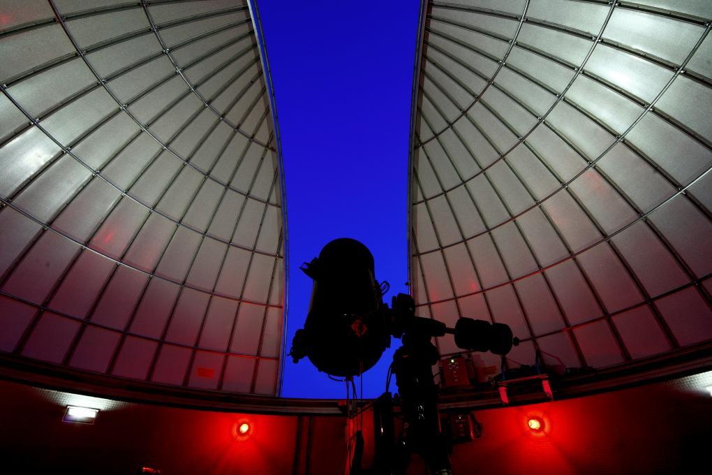 Observatory at Primland