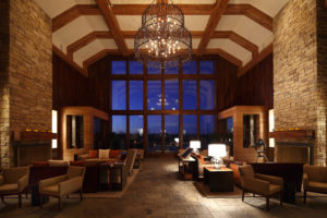 The Lodge at Primland