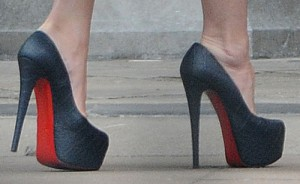 Victoria Beckham Heels Royal Wedding