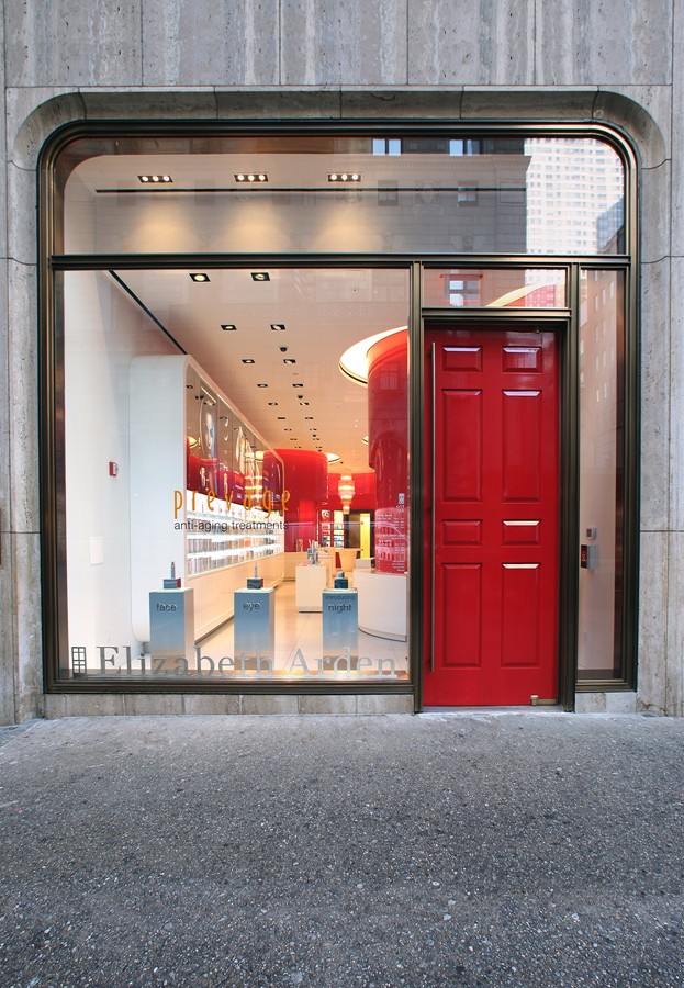 Photo courtesy of Elizabeth Arden Global Retail Boutique and Red Door Spa