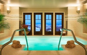 Coed whirlpool, Spa Montage, Deer Valley
