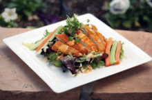 Canyon Ranch Healthy Buffalo Chicken Salad
