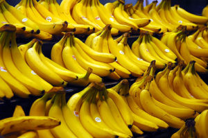 Banana image via Flickr user Steve Hopson