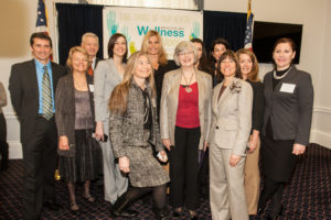 Washington Spa Alliance at the Wellness Week Kickoff