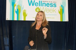 Mariel Hemingway Unveils The Wellness Week Pledge in DC